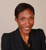 Candice Morgan, head of diversity at Pinterest.