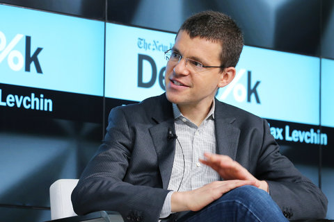 Max Levchin, chief executive of Affirm, a digital lending start-up that relies on algorithms and automation to make its lending decisions.