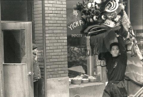 706 S. King Street, Seattle, 1984.