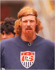 Lalas remains one of the most recognized faces in US soccer.