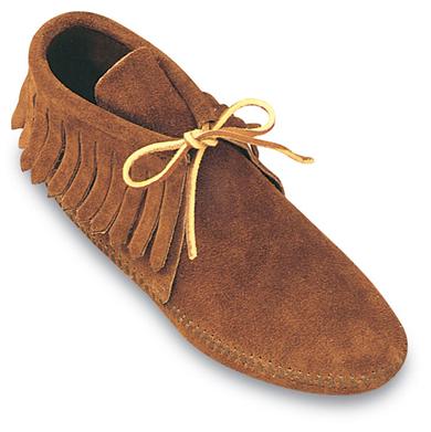 Minnetonka ankle boot