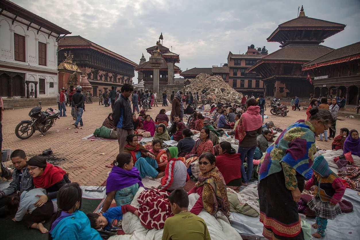 Before: Vatsala Shikhara Temple, Bhaktapur