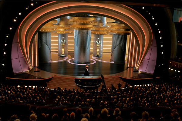 The Oscars 2008