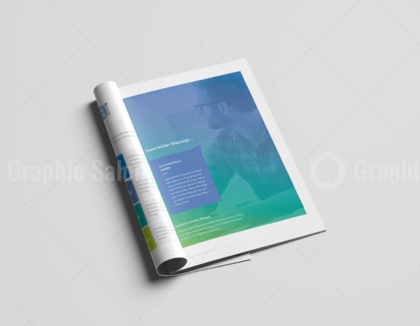 Elegant Corporate Brochure Template