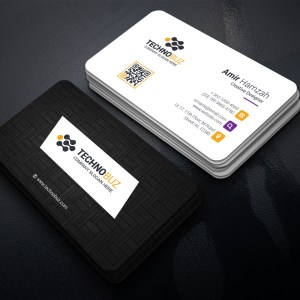 Achelous Professional Corporate Business Card Template