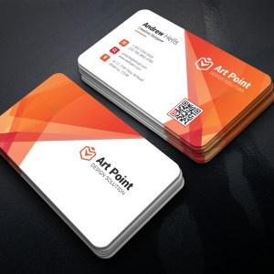 Alastor Professional Corporate Business Card Template