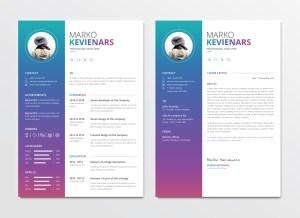 Ares Premium Professional Resume Template
