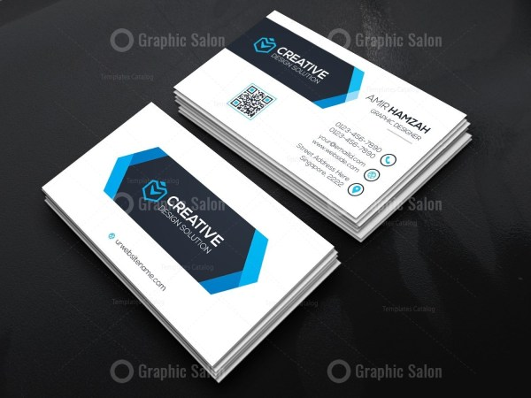 Artistic business card template graphic templates artistic business card template 2g fbccfo Choice Image