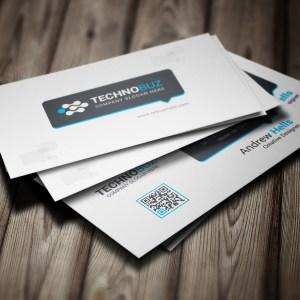 Dahlia Premium Business Card Design Template