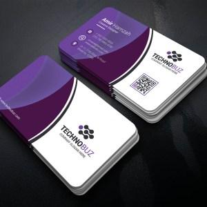 Eurus Creative Corporate Business Card Template