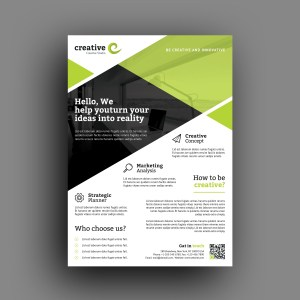 Honolulu Professional Business Flyer Template