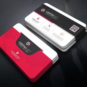 Informatic Elegant Corporate Business Card Template
