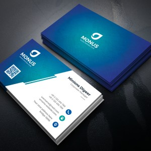 Lagoon Professional Corporate Business Card Template