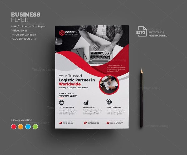 new corporate flyer templates graphic templates