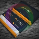 Stylish Business Card Design 3
