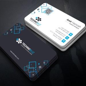 Taurus Premium Elegant Business Card Template