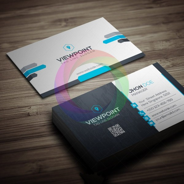 Viewpoint Corporate Business Card