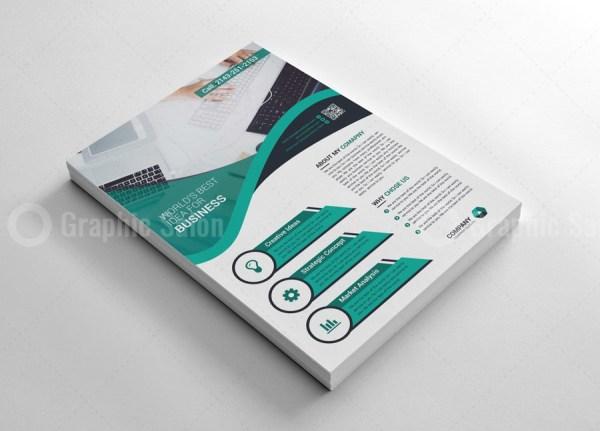 Best Print Flyer Templates 3