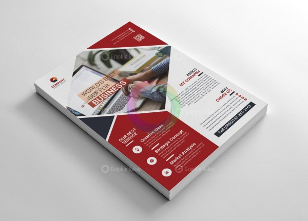 Business Print Flyer Templates