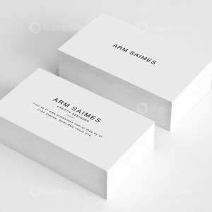 Classic Business Card Templates