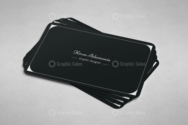 Classic Visiting Card Templates 5