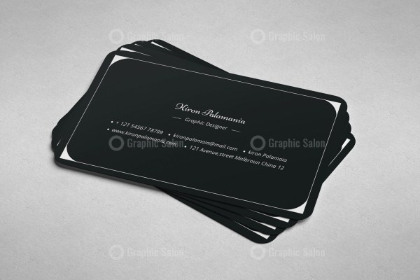 Classic Visiting Card Templates 6