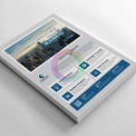 Classy Business Flyer Templates 1