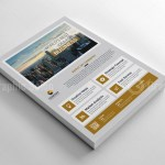 Classy Business Flyer Templates 2