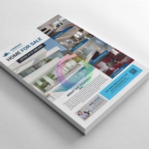 uxury Real Estate Flyer Templates