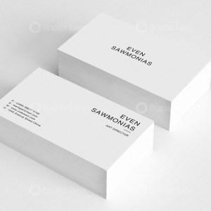 Simple Business Card Design