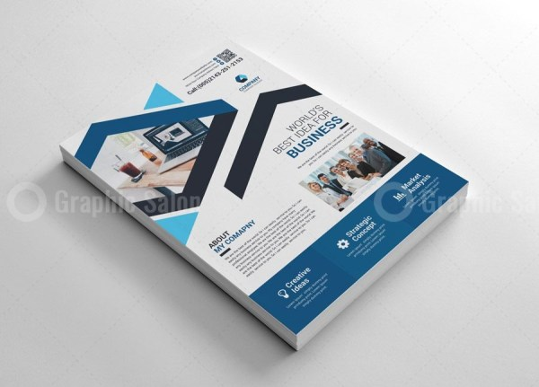 Stylish Print Flyer Templates