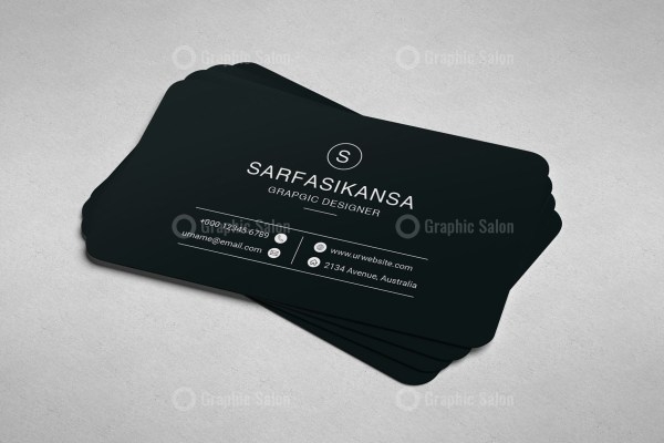 Typical Business Card Templates