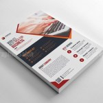 Top Print Flyers Template 5