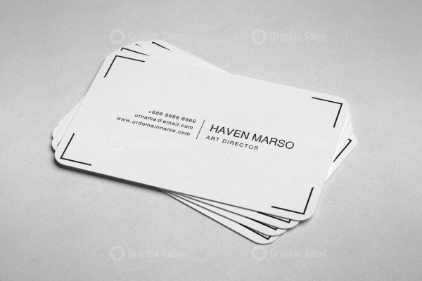 Visiting Card Templates 4