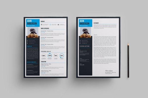 Excellent Resume Design Template