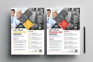 PSD Premium Flyer Templates