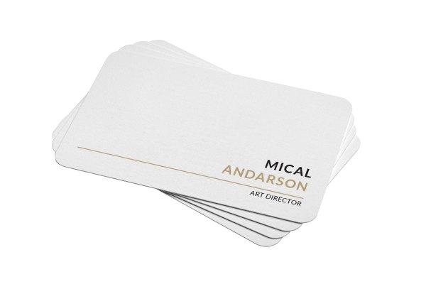 Basic Visit Card Templates