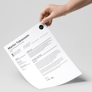 Classic CV Design Templates
