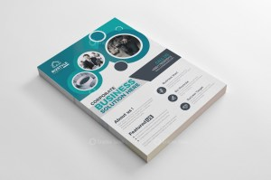 Sleek Business Flyer Templates