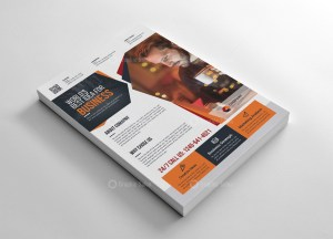 Adobe Flyer Design