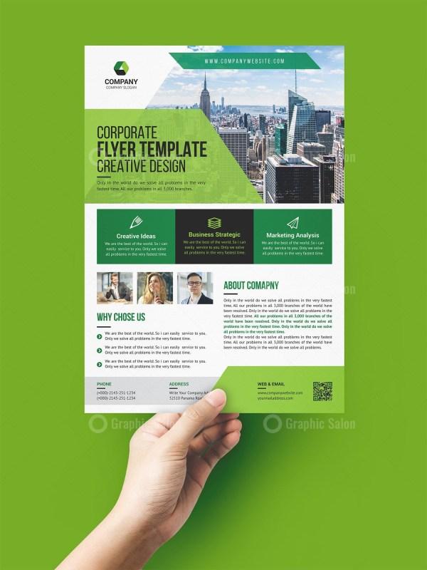 Professional Print Flyer Templates