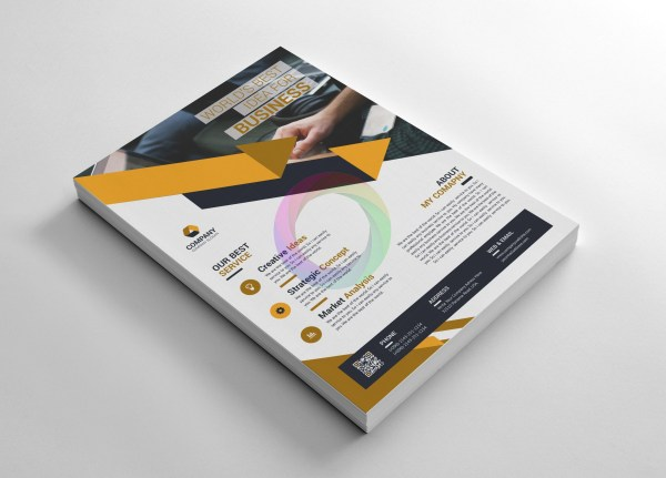 Contemporary Business Flyer Templates 1