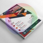 Contemporary Business Flyer Templates 4