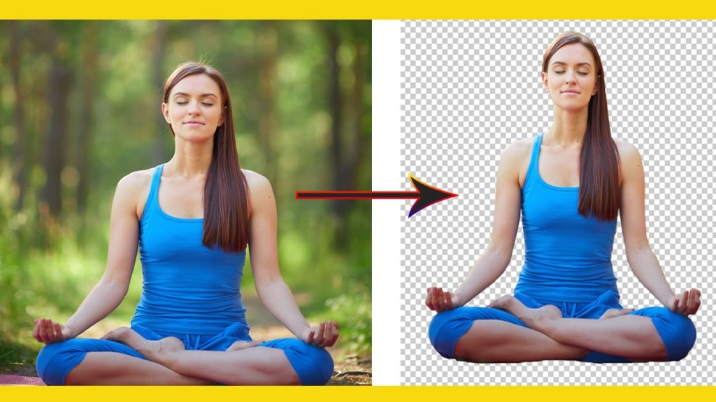 How to remove a subject from a background in Photoshop