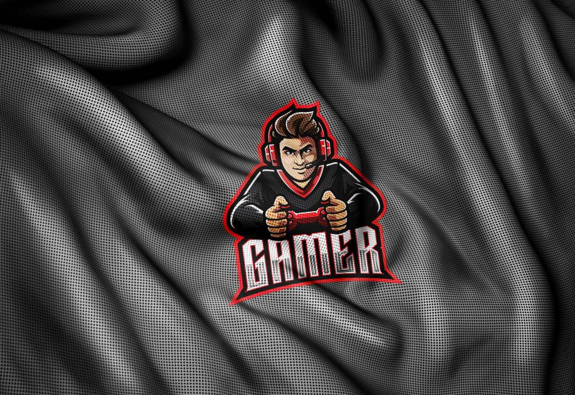 Download Sports Jersey Fabric Texture Photoshop Logo Mockup