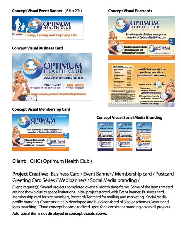 graphicsMANIA: Business Card, Membership card, Events Banner, Advertisements