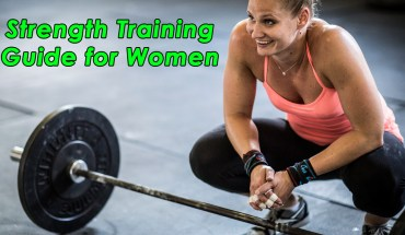 Strength Training Guide for Women - Infographic