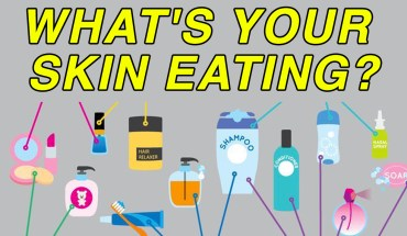 What's Your Skin Eating? - Infographic