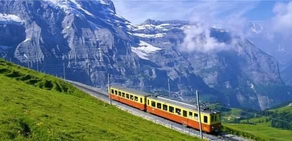 Picturesque Train Journeys Of All Time 10