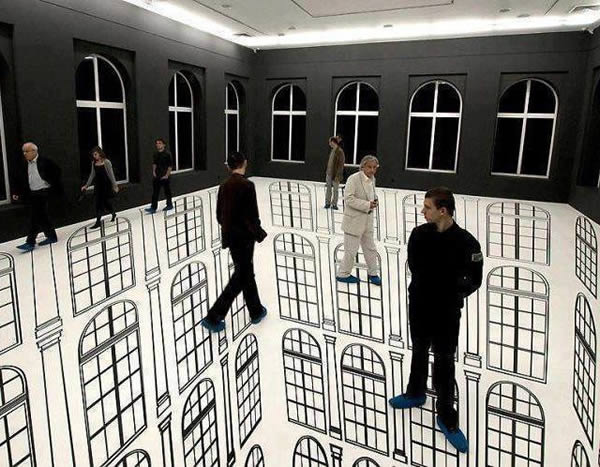 3D Floor Designs That'll Motivate You To Get One Done (7)